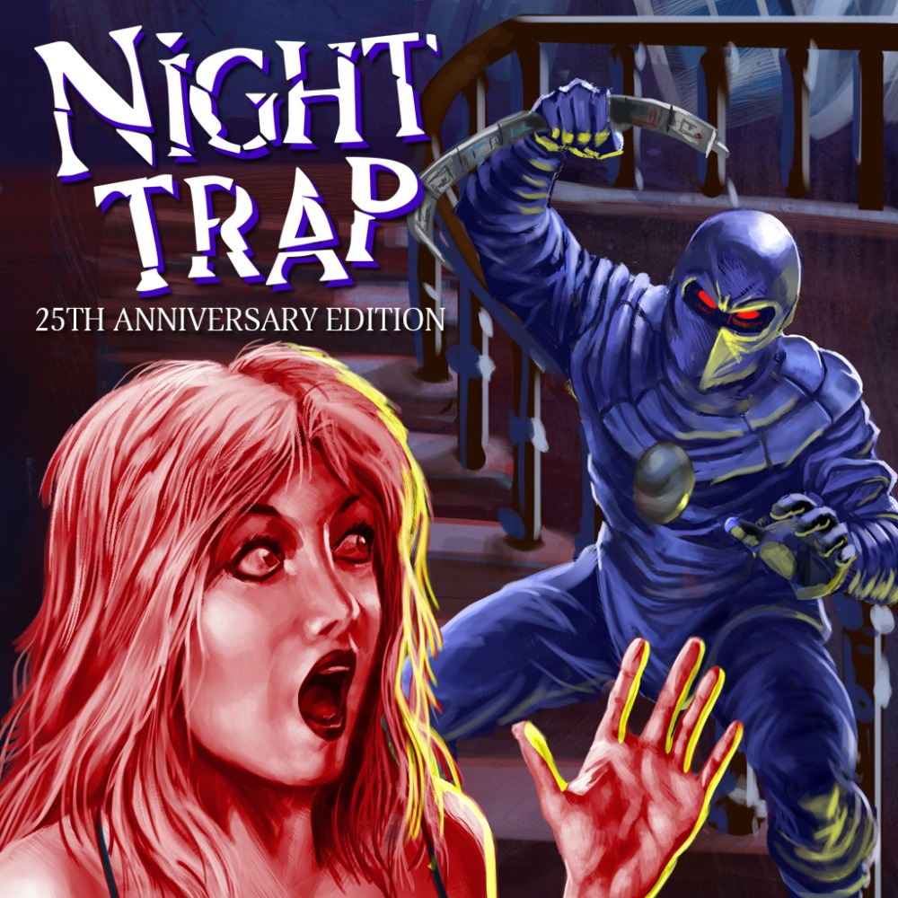 Night Trap (video game, PS4, 2017) reviews & ratings - Glitchwave