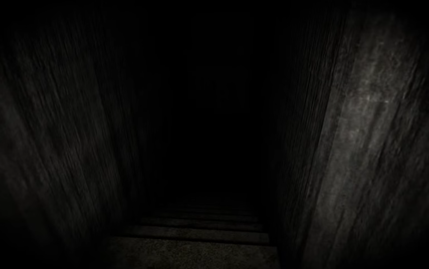 SCP-087 (video game, psychological horror, exploration