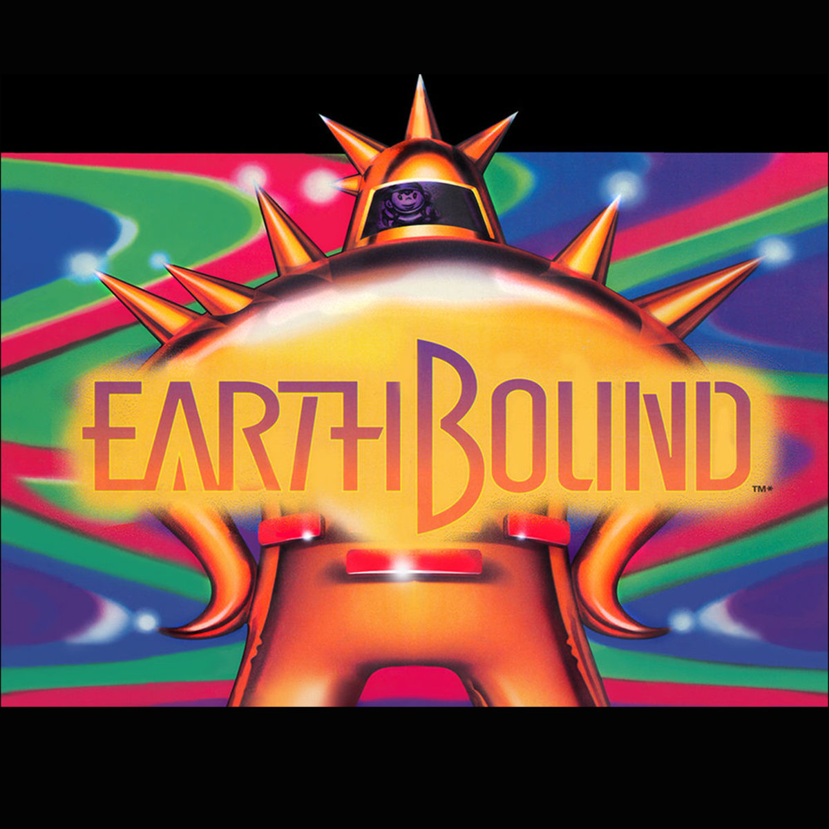 EarthBound (video game, JRPG, turn-based RPG, science fiction, low