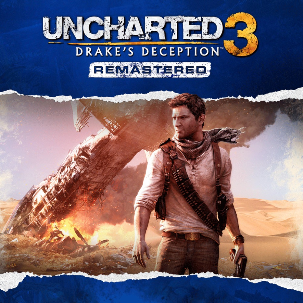 Uncharted 3 Drake S Deception Video Game Ps4 2016 Reviews
