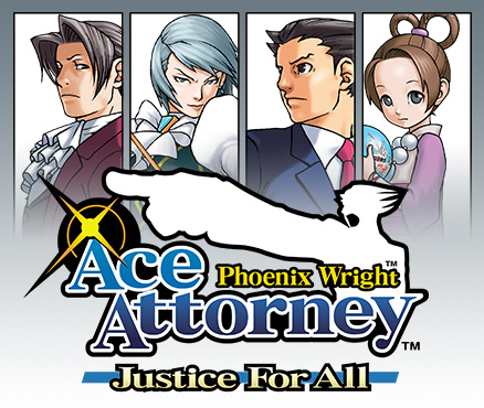 Image result for Phoenix Wright Ace Attorney Justice For All
