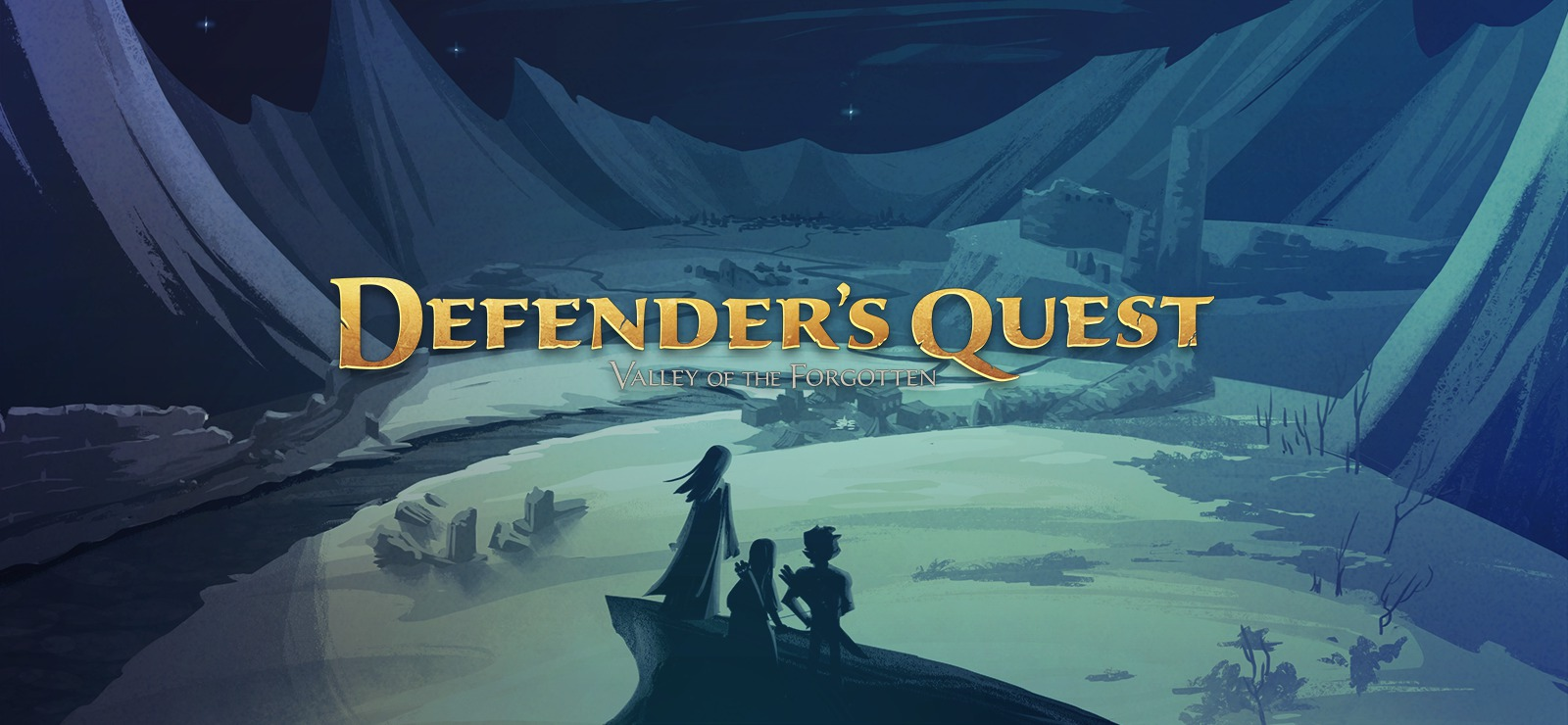 Defender's Quest: Valley of the Forgotten (video game, tower