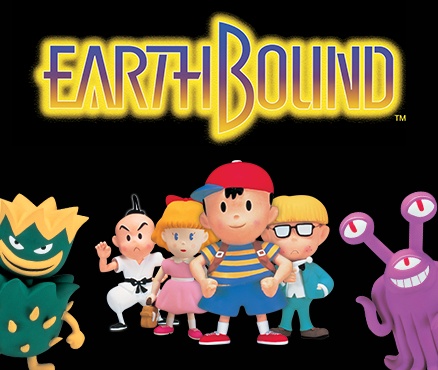EarthBound [Mother 2 ギーグの逆襲] (video game, 3DS, 2016