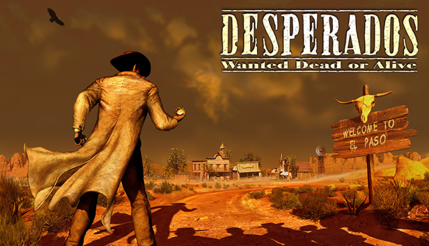 Desperados Wanted Dead Or Alive Video Game Western Real Time Tactics Reviews Ratings Glitchwave