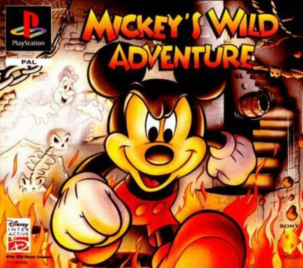 Mickey Mania: The Timeless Adventures of Mickey Mouse (video