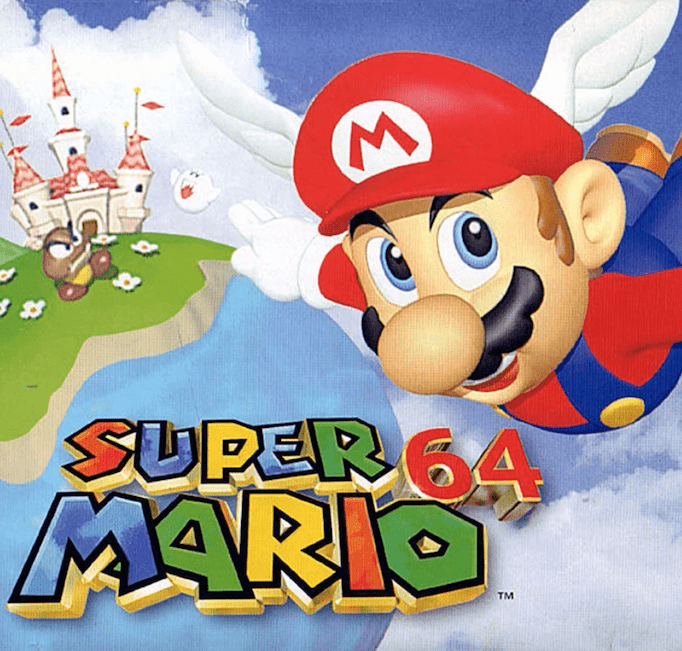 Super Mario 64 (video game, 3D platformer, fantasy) reviews