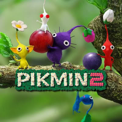 Pikmin 2 Video Game Real Time Strategy Science Fiction Reviews