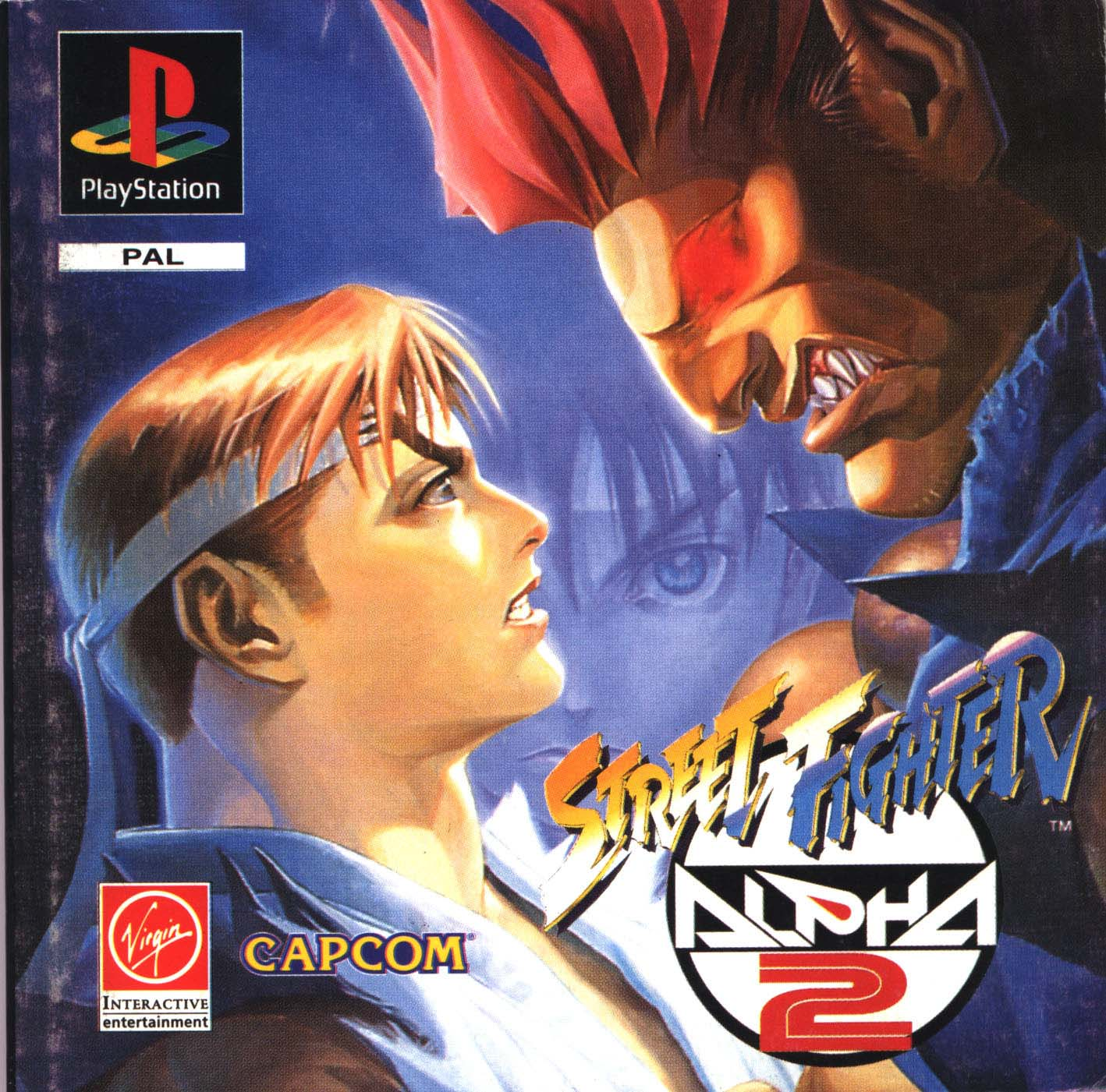 Street Fighter Zero 2 Video Game Ps1 1996 Reviews Ratings