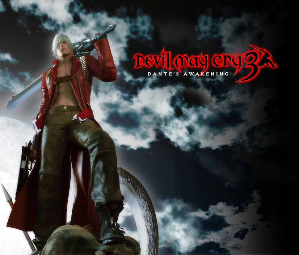 Devil May Cry 3 Dante S Awakening Video Game Hack And Slash Fantasy Gothic Reviews Ratings Glitchwave