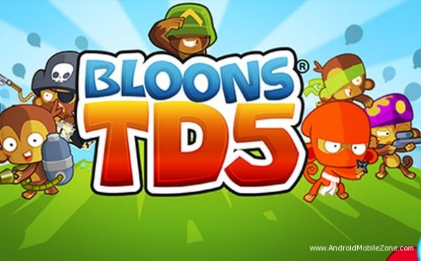 Bloons Tower Defense 5 (video game, tower defense, fantasy