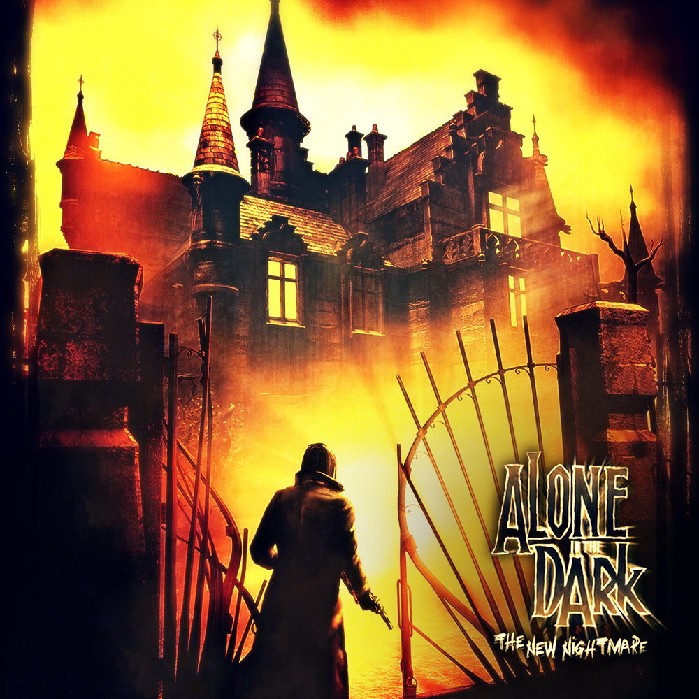 Alone In The Dark The New Nightmare Video Game Survival Horror